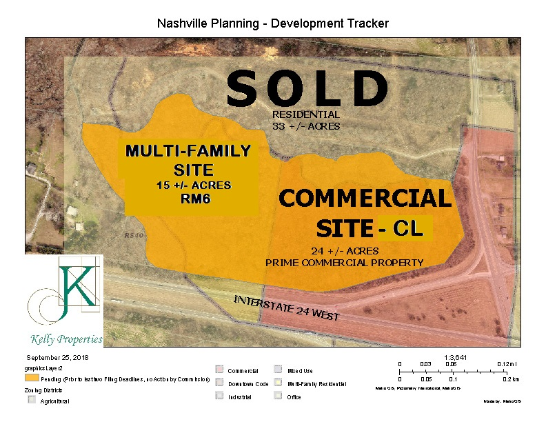 7305 whites creek pike - multi-family site map
