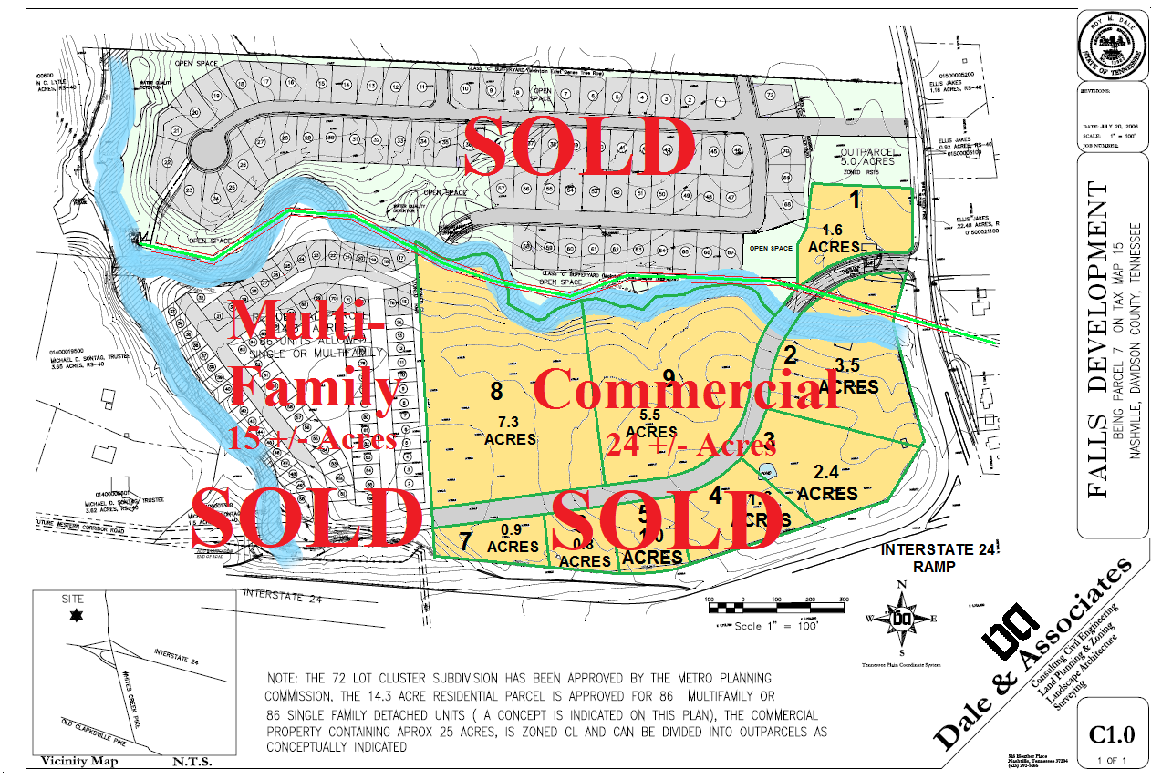 SOLD 7305 Whites Creek Pike - Dale & Associates C1 wLabels